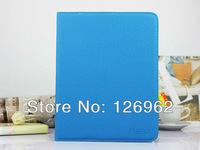 Чехол для планшета Black/Rose /Blue /Orange Colors Are Available PU Leather Case For 9.7 inch Pipo M1 RK3066 Dual Core Tablet PC
