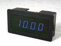Измеритель величины тока 3 1/2 Blue LED Digital AMP Panel Meter + Shunt DC 20A