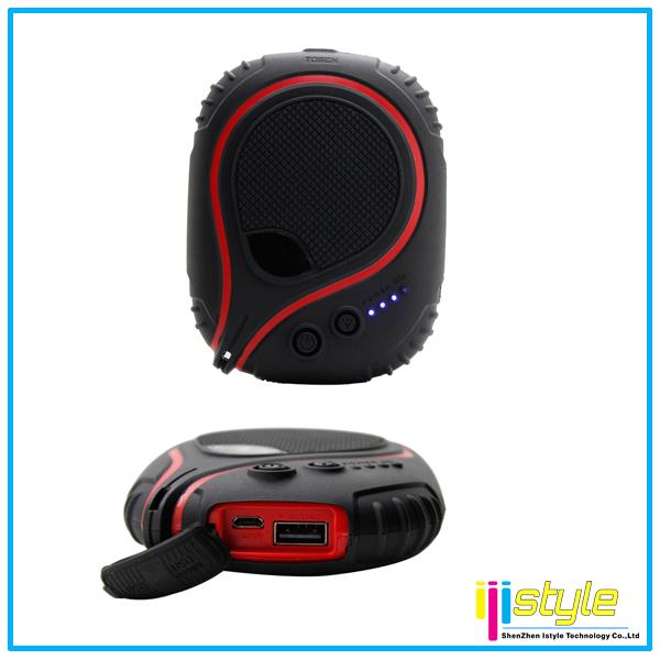 6600mah dustproof, shakeproof, high waterproof power bank case for nokia lumia 925