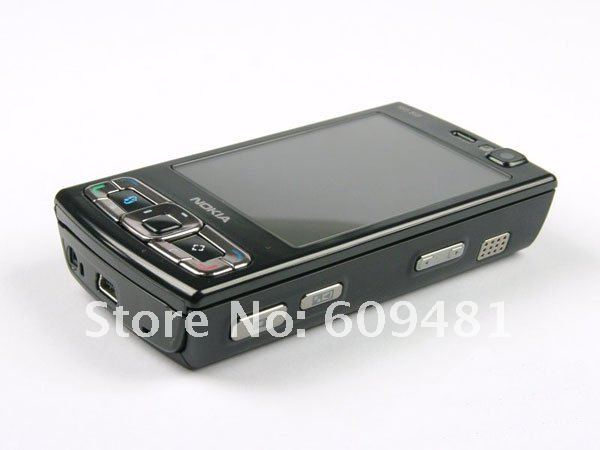 8G internal memory GPS WIFI NOKIA N95 8G original quad band phone