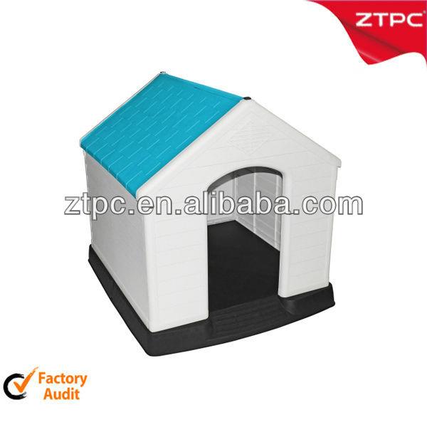 Plastic luxury dog kennel large god house cage