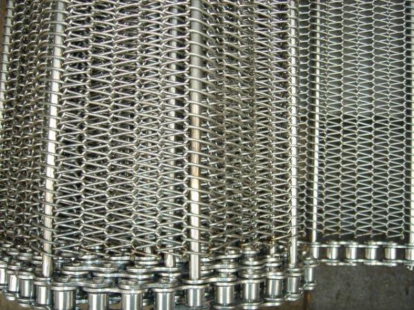 Conveyor Belt Mesh (18 years experience-Factory)