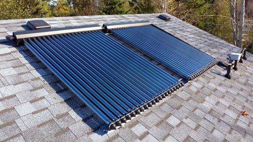 solar pool collector