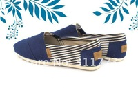 Женские кеды Canvas+EVA shoes, for man and woman, comfortable, Classical design, blue/green/gray/pink/white/stripe/red/black