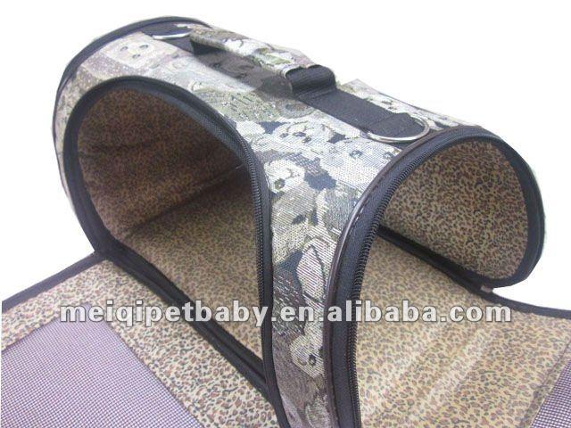 2012fashion pet carrier dog bag