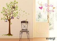 DIY цитата фото рамка дерево стены наклейку деколи декор искусства росписи vinyl.removable ph