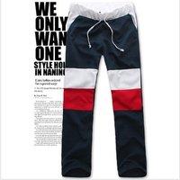 free shipping mens pants casual fashion pants sports trousers leisure pants sports wear cotton