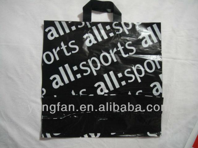 Custom cheap 60 microns plastic ldpe bag