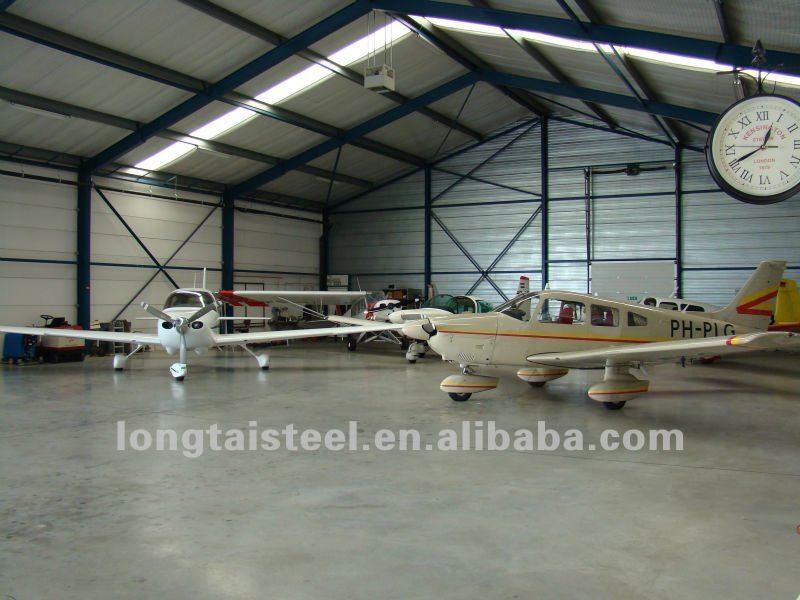 Pr fabriqu e d 39 avion en m tal de hangar acier id de produit 535436485 fre - Cout construction hangar ...