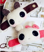 1 pair /set   Super Cute  Panda / Bunny  Curtain Ties Tiebacks