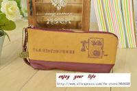 Сумка для канцелярии telephone /pencil bag /pen bag /18.5*9cm
