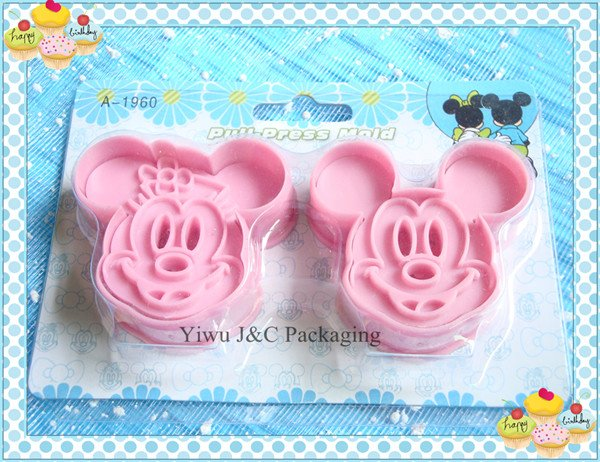 Aliexpress.com: Comprar Envío gratis mickey Mouse Cookie Cutter ...