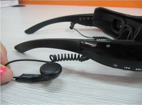 الاسترخاء أفضل 50 بوصة الفيديو نظارات