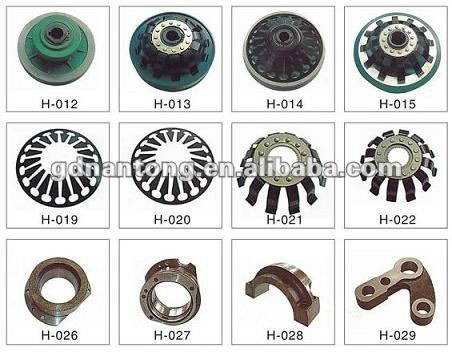 HEIDELBERG SPARE PARTS (paper guide)