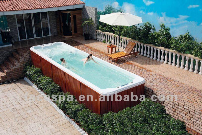 Facespa banheira de hidromassagem piscina FS-S08B-Banheiras de ...