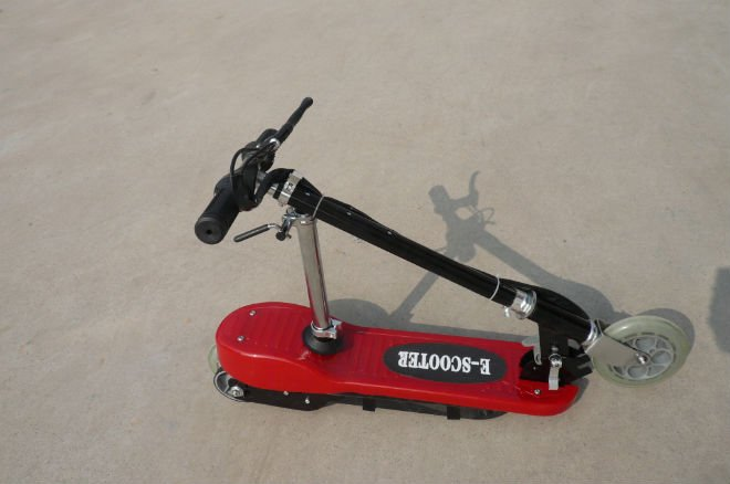 120W electric scooter LWES-03B