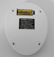 Принадлежности для ванной комнаты 5pcs 5kg 1g 5kgx1g 5kg-1g 5000g 1g WH-B05 Kitchen Electronic Portable Weight Digital Scale