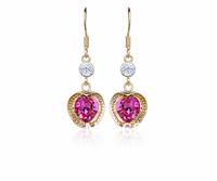 Серьги висячие earrings.fashion . . ID: 43546