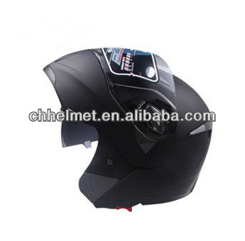 motorcycle helmets flip up helmet with inner sun