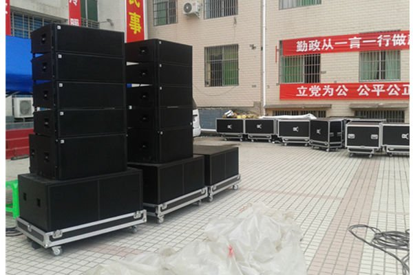 concert/stage speaker elements line array system