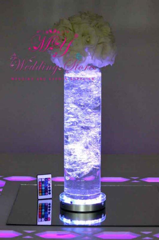 Tableau de mariage décoration vase décoratif lumière-Autres ...