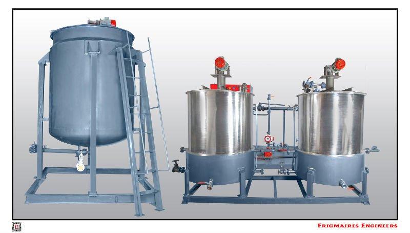 grease making machine