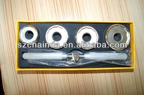 ZSD 5537 Kits Caso Chave para abrir clo-cantar assista ferramentas