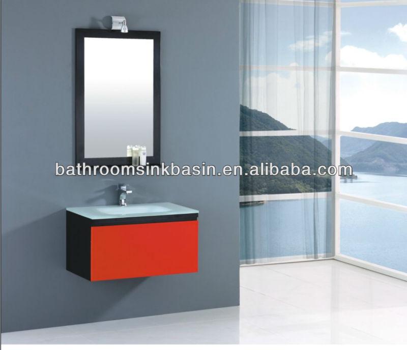 Badkamer kasten china originele nieuwe moderne eenvoudige kleine dunne slanke - Kleine ijdelheid ...