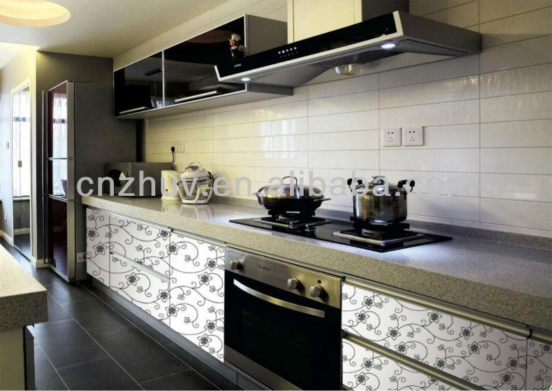 High Gloss Kitchen Cabinet Board Zhuv Acrylic Door Mdf