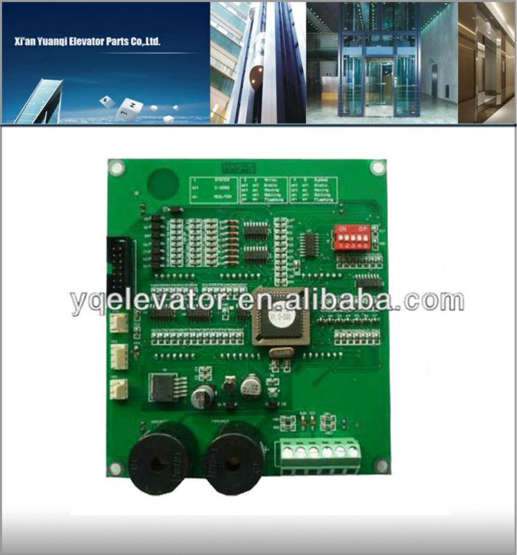 Elevator control board, Thyssen elevator parts MA9-E Thyssenkrupp elevator parts