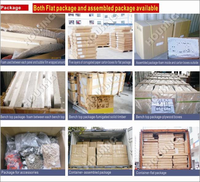 Кухонный шкафчик HOUSING  PVC finish kitchen-3