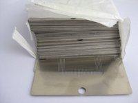 Промышленная машина 230pcs/lot, BGA reballing stencil 80/ 90mm for option, work with reballing station, shipping by DHL, Fedex