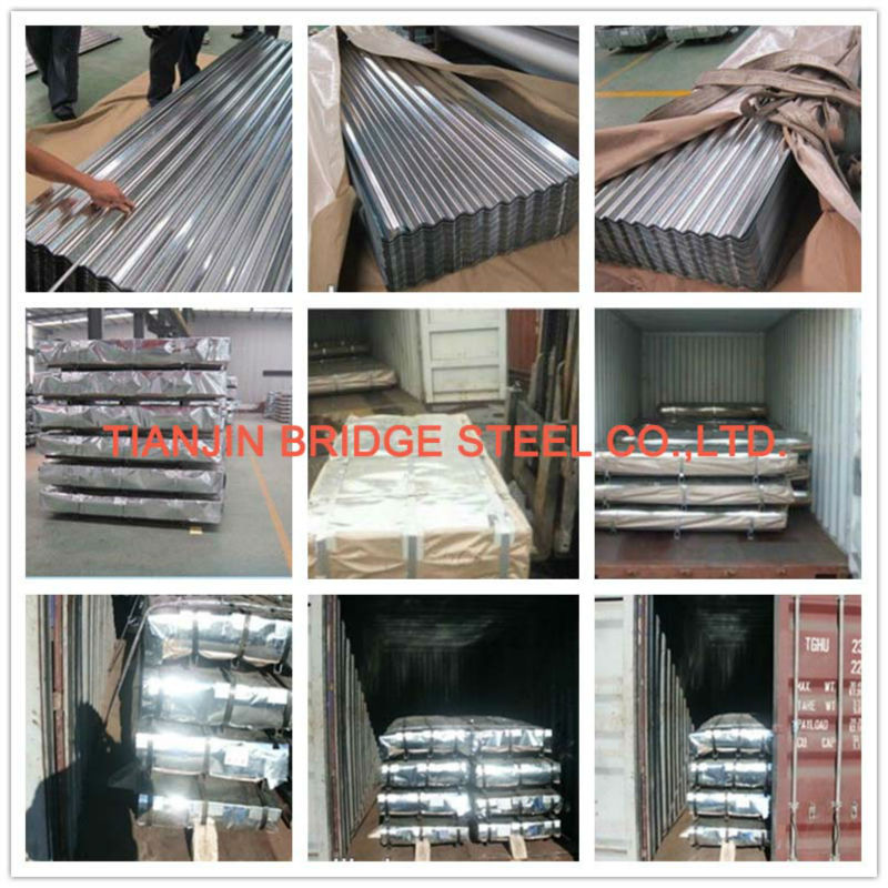 METAL ROOFING SHEET made in China