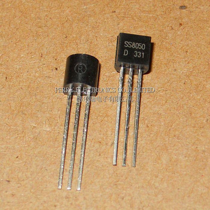 SS8050D 2W Output Amplifier Transistor
