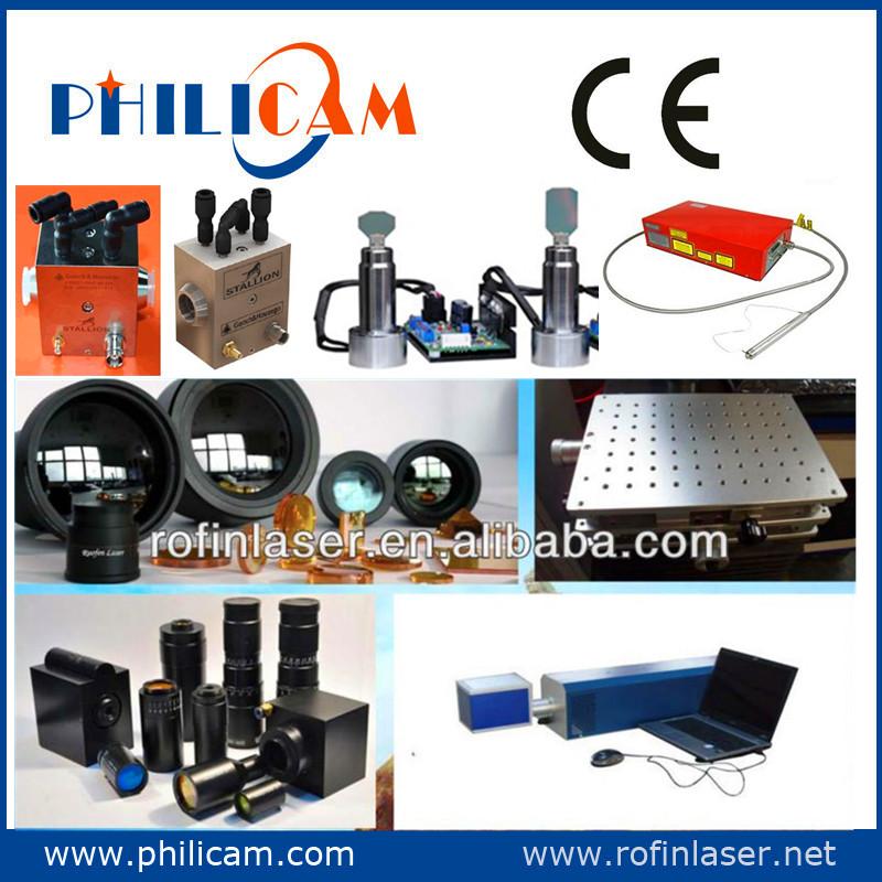 RFM-50C Jinan Ear Tag Laser Marking