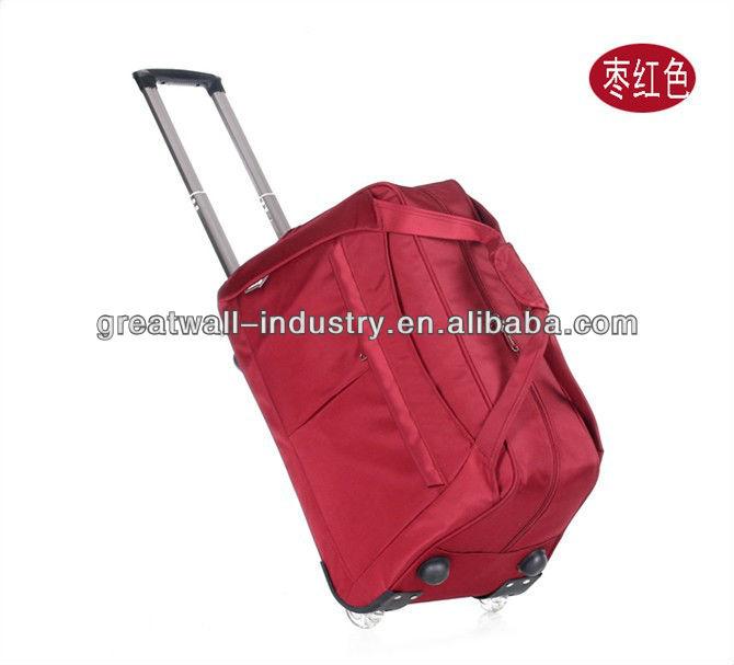 2013 the fashion cheap fright trolley travel bag
