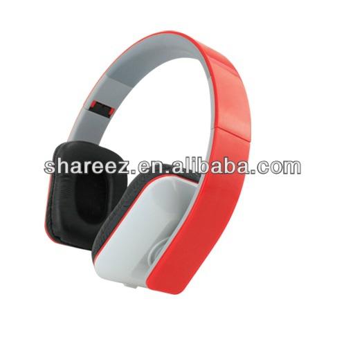 High tech headphone computer accessory