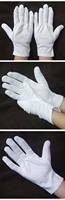 Перчатки для гольфа 100% cotton gloves, jersey gloves etiquette
