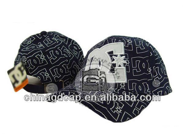OEM mix-tone Cotton Baseball Cap Custom Embroidery logo Hat (High Quality)