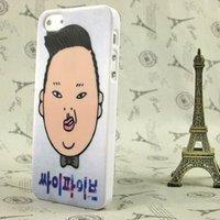 Чехол для для мобильных телефонов Brand New gangnam style case for iphone 5 G Accessories