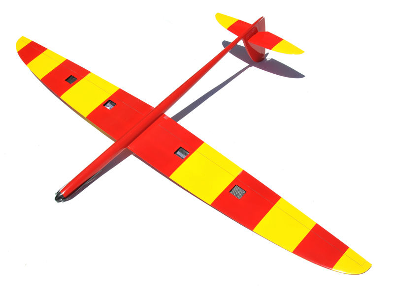RCRCM composite rc airplanes Typhoon rc glider