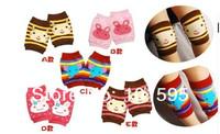 Защитные Наколенники, Налокотники cartoon children's knee / baby knee pads shin guard elbow sleeve boy / girl socks