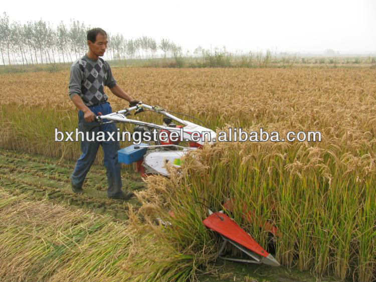 paddy harvesting machine price in india