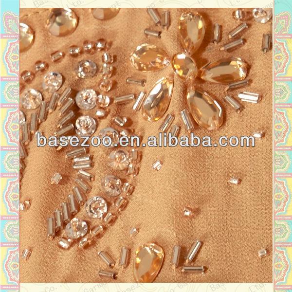 2013 new fashion beautiful Chiffon Design Baju Kurung with Lace of