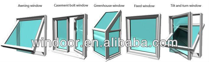 Vente chaude aluminium fen tre fen tres jalousies for Fenetre jalousie verre