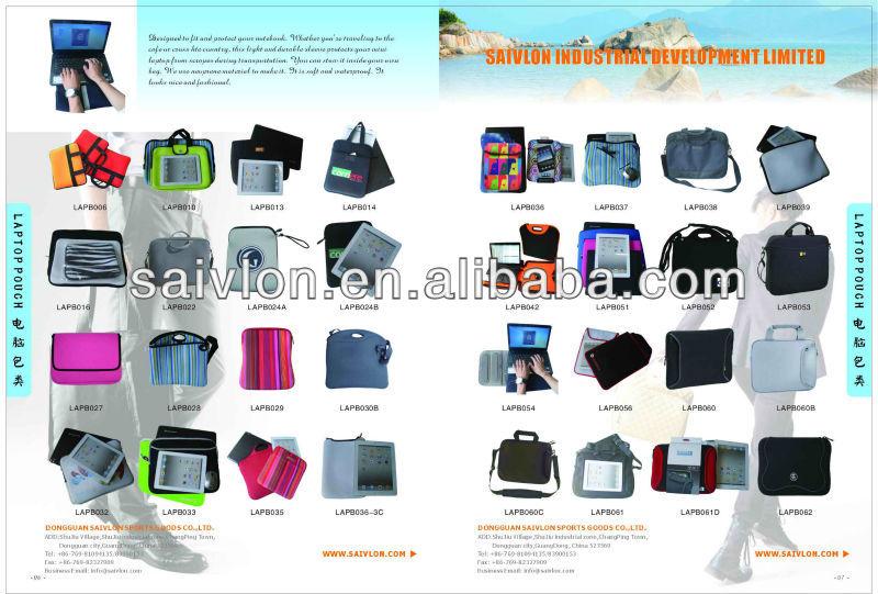 2014 new design laptop sleeve/tablet case