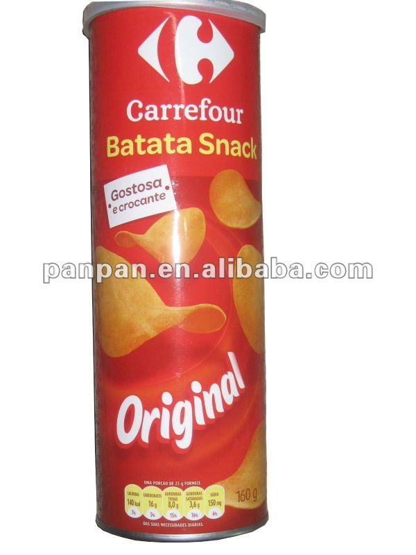 Potato Chips For Carrefour