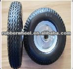 300-4 small semi pneumatic wheels for wheelbarrow