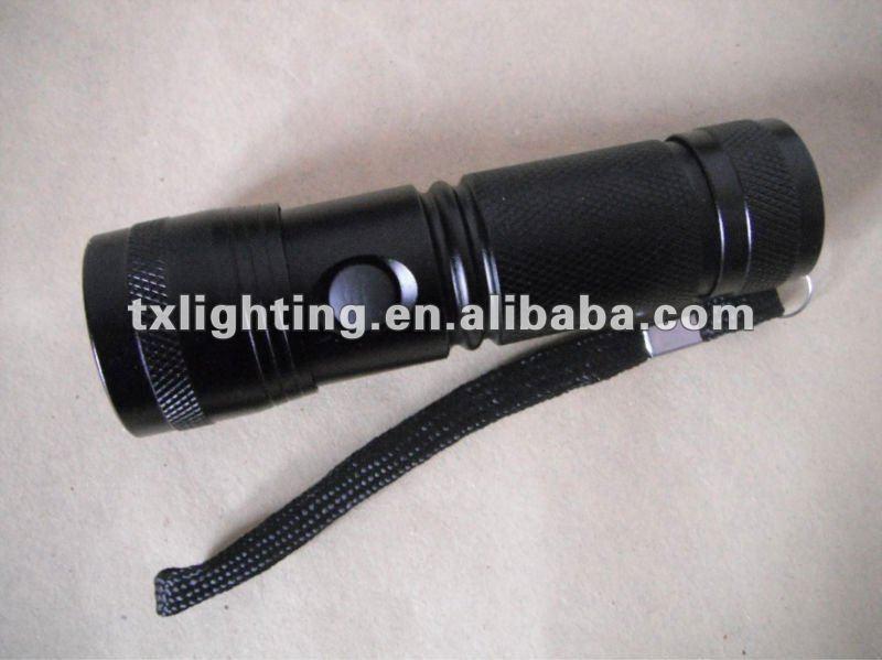14 led uv lampe de poche& torche