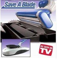 Бритвенное лезвие razor blade, AS SEEN ON TV Electric automatic Razor Sharpener Save You a Blade, Retail packaging
